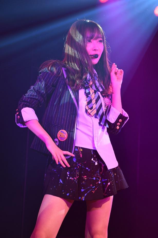 AKB48劇場でのHKT48「RESET」公演の様子(6)