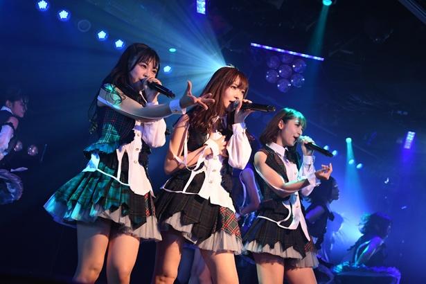 AKB48劇場でのHKT48「RESET」公演の様子(11)