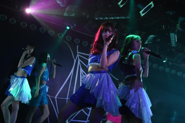 AKB48劇場でのHKT48「RESET」公演の様子(7)