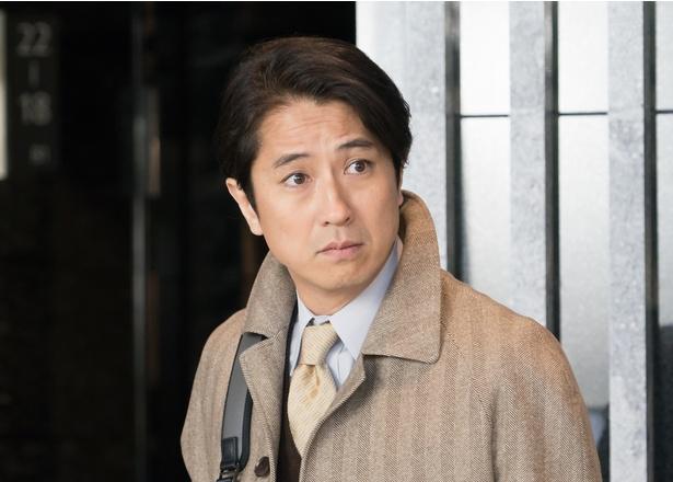 【写真を見る】京都府警のツンデレな敏腕刑事・国木田を谷原章介がはんなりと演じる