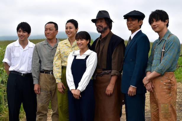 4月9日の「視聴熱」デイリーランキング・ドラマ部門で、広瀬すずがヒロインを演じる連続テレビ小説「なつぞら」がランクイン