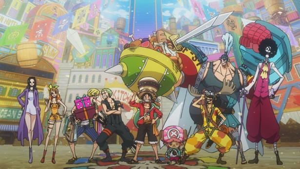 【写真を見る】第3弾特報では、全勢力が海賊万博に集結!