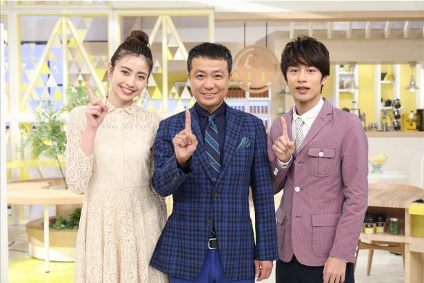 4月14日(日)放送で「シューイチ」は放送400回を迎える!