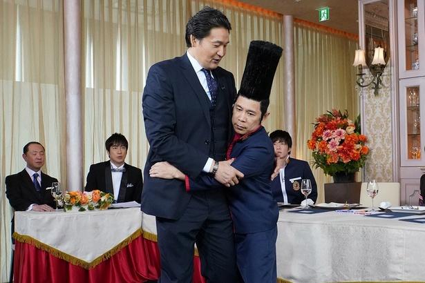 4月11日(木)放送の「ぐるぐるナインティナイン」に貴乃花光司が登場!