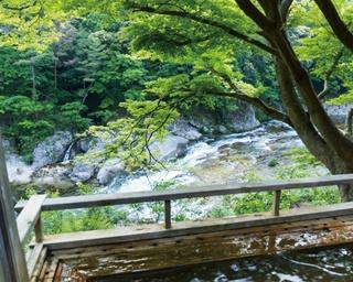究極の癒しを求めて。大自然に囲まれた、愛知&岐阜の名湯3選