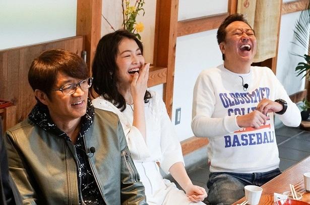 4月14日放送の「モヤモヤさまぁ~ず2」は、伊豆を訪れた