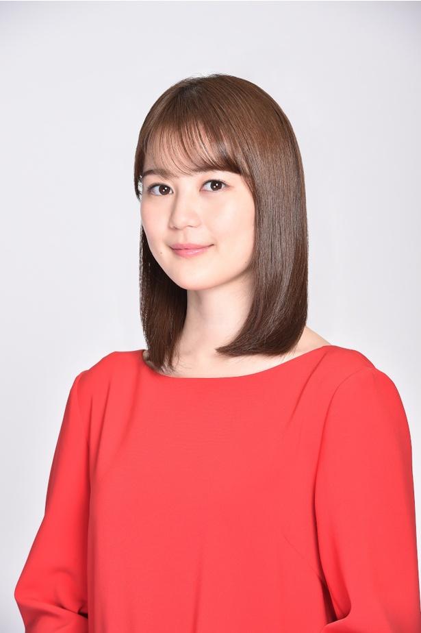 ドラマ「集団左遷!!」の三友銀行のイメージガールに就任した生田絵梨花