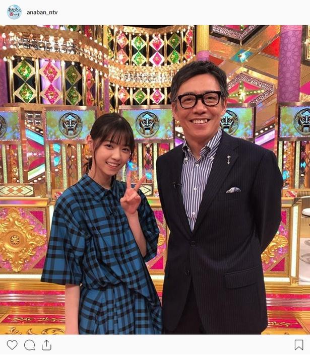 ※画像は日本テレビ日曜ドラマ「あなたの番です」(anaban_ntv)公式Instagramより
