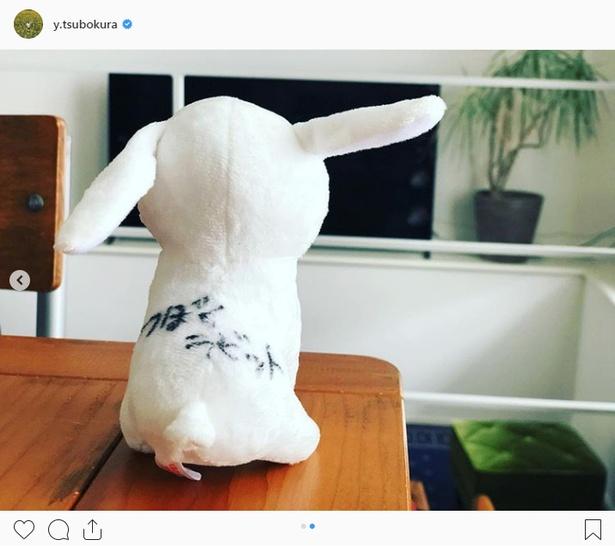 ※画像は坪倉由幸( y.tsubokura)公式Instagramより