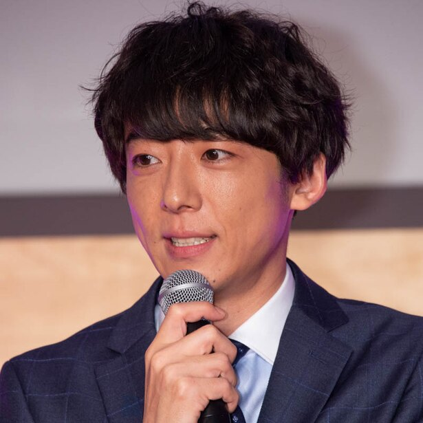 「東京独身男子」会見より(撮影=龍田浩之)