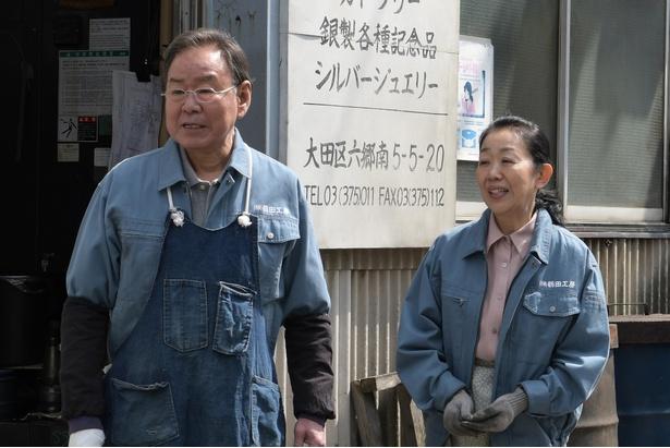 ベンガル(左)と梅沢昌代も出演