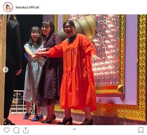 ※画像は福原遥(haruka.f.official)公式Instagramより