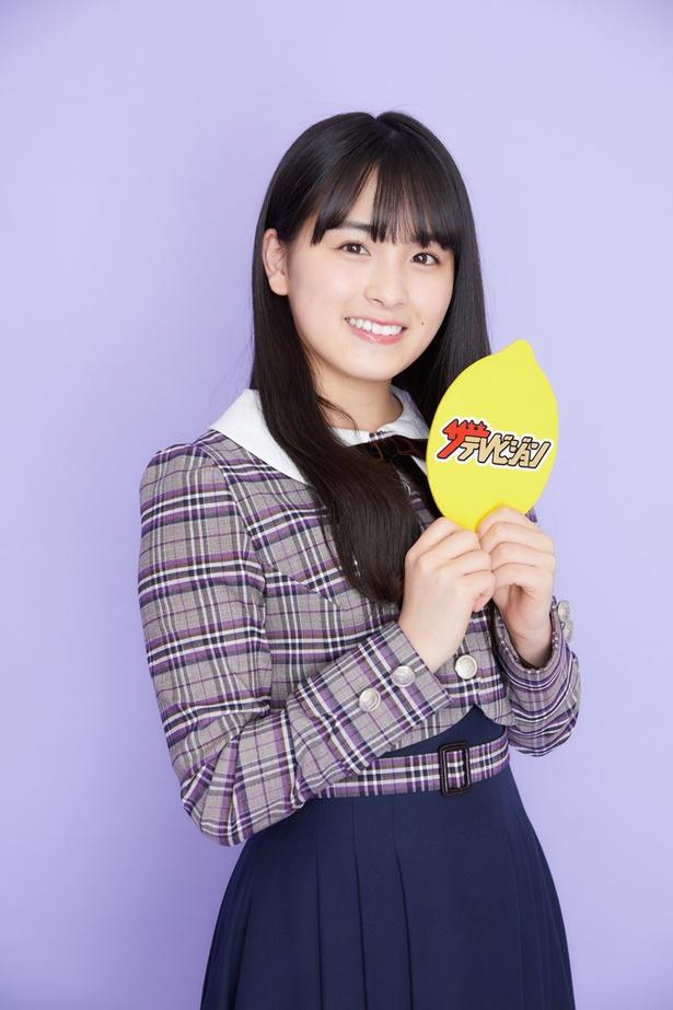 【写真を見る】乃木坂46・大園桃子はレモンにおおはしゃぎ?