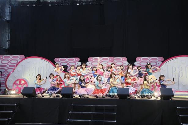 4月13日昼公演の様子(1)