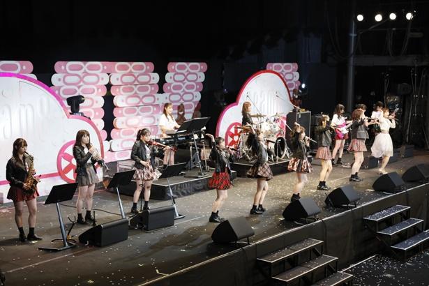 4月13日夜公演の様子(2)