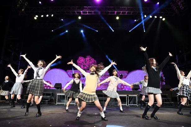 4月13日夜公演の様子(4)