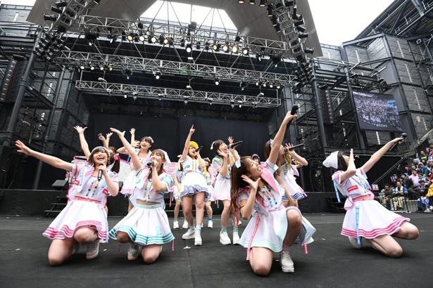 4月14日昼公演の様子(1)