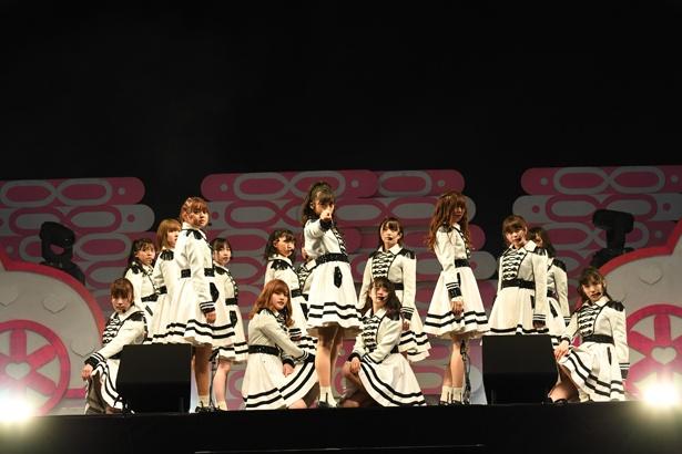 4月14日夜公演の様子(5)
