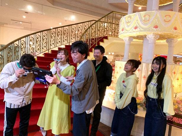 「マイクロドローンでバズらせたい!!」をテーマに、SKE48がバズる動画撮影に挑戦