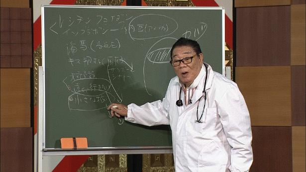 ケーシー高峰さんによる医療漫才を振り返る