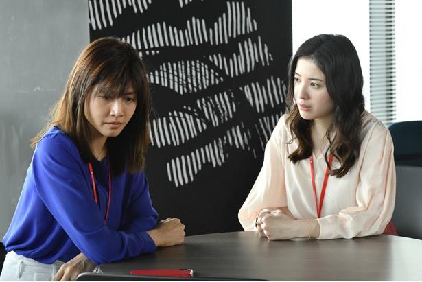 【写真を見る】4月23日(火)放送の第2話では、育休から職場復帰した賤ケ岳(内田有紀)の物語が描かれる
