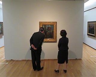 巨匠ジョルジュ・ルオーの名画が約100点!広島県三次市で「ジョルジュ ルオー展」開催中