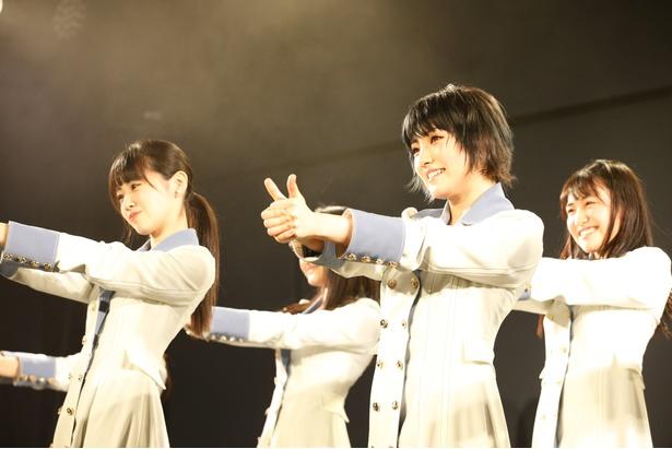 STU48「GO!GO! little SEABIRDS! !」初日公演より