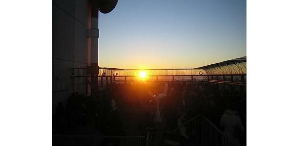 池袋の頂上で初日の出が見たい!