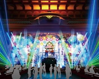 GWの注目イベント!京都南座で「京都ミライマツリ2019」開催!ライブや歌舞伎ARなど伝統と革新が融合