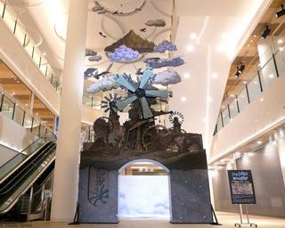 「ジブリの大博覧会~ナウシカからマーニーまで~」の特別展示がマークイズ福岡ももちで開催