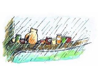 「プーさん」の原画200点に会場限定グッズも!あべのハルカスで「クマのプーさん展」開催