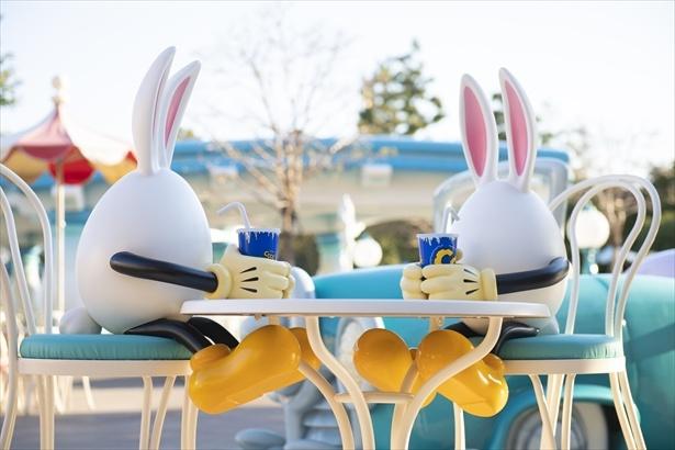 「ディズニー・イースター」のデコレーション (平成31年(2019年)4月4日~令和元年6月2日)