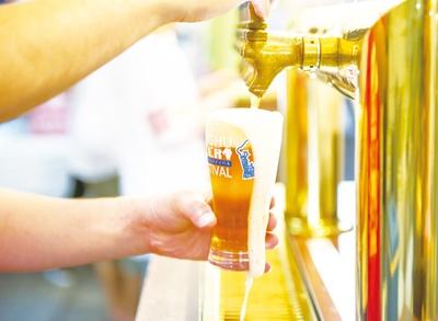 おおいたゴールデンフェスティバル&第5回 九州ビアフェスティバル2019大分 / 各店自慢の料理と味わうビールは格別!