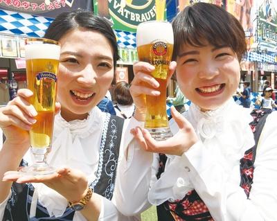 くまもとフリューリングフェスト2019 / ドイツビールでかんぱーい!