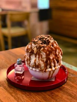 【写真を見る】韓国の人気かき氷店「ブビン」が関西初登場/大阪髙島屋