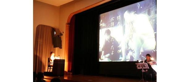 「江東シネマフェスティバル」前回の上映風景