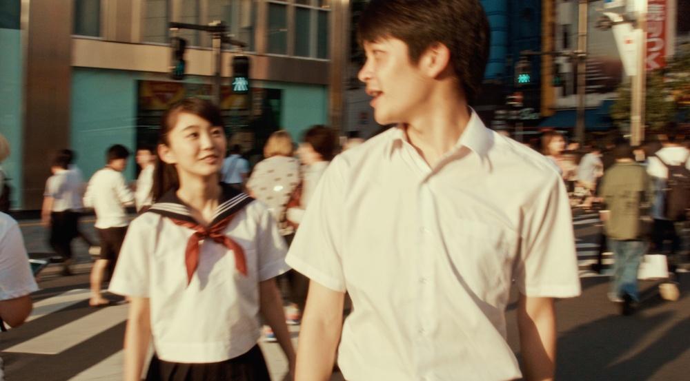 映画『過ぎて行け、延滞10代』は2017年12月2日〜15日に 新宿K'sシネマにて上映された