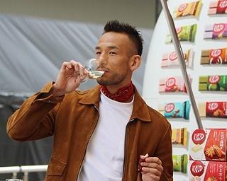 中田英寿プロデュースの日本酒イベントが六本木ヒルズでスタート!日本酒とキットカットのペアリングも