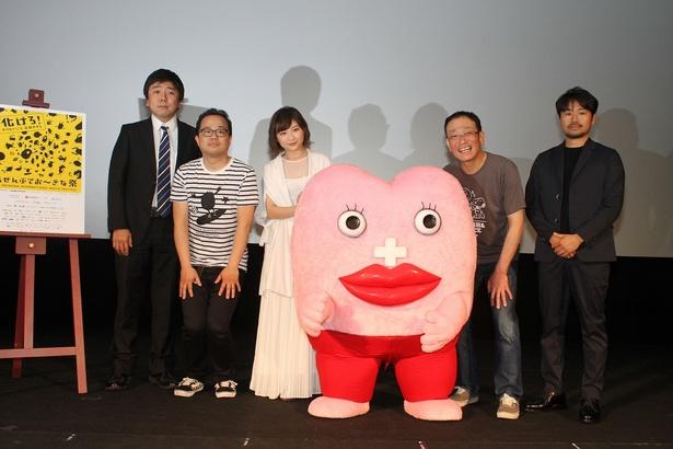 『生理ちゃん』のプレミア上映が沖縄で実施!