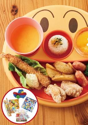 「鳥と蕎麦専門店 鳥さく」のお子様セット599円(税込)は選べるおもちゃ付き