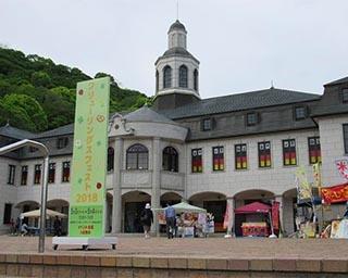 春の到来をドイツ館風に楽しもう!徳島県鳴門市ドイツ館「フリューリングスフェスト2019」