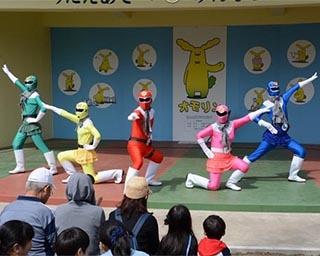 ウサギやモルモット、カピバラも!秋田市大森山動物園でゴールデンウィークイベント開催