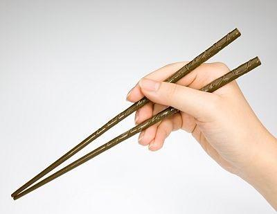 【画像】こちらはハーマイオニーVer.のお箸。ほかロン・ウィーズリーVer.も!