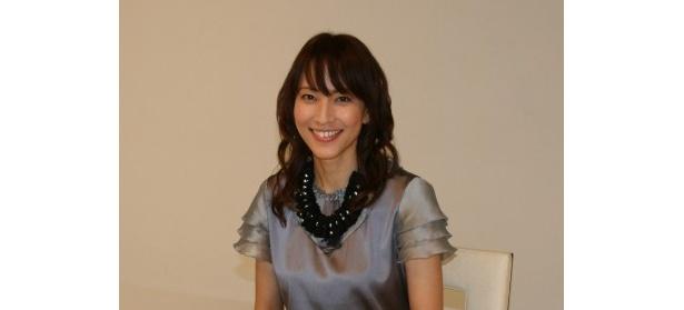 BS-TBSで放送中のドキュメンタリー番組「BSヒストリーアワー」で、ナビゲーターを務める鈴木杏樹