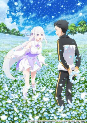 『Re:ゼロから始める異世界生活 Memory Snow』キービジュアル