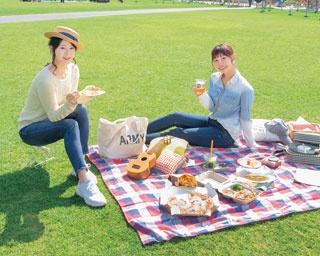 焼きたてピザを買っておしゃれに都市型ピクニック!大人も子供も満足の天王寺公園「てんしば」