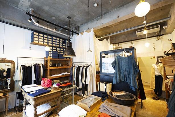 たまプラーザの雰囲気にとけ込み、落ち着いて買い物ができる空間