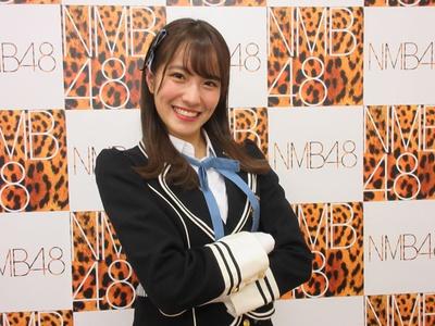 新公演のプロデュースを手掛けたNMB48の小嶋花梨(19)