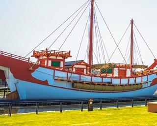 無料で乗船できる遣唐使船や豊富な資料展示が魅力!「平城宮跡歴史公園」