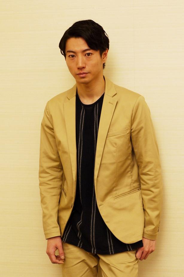 ミュージカル「ライムライト」で王子様役を好演!矢崎 広インタビュー